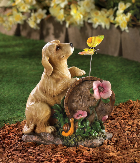 Garden Decor Accents
