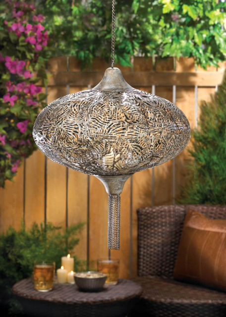 Beautiful Candle Garden Lantern