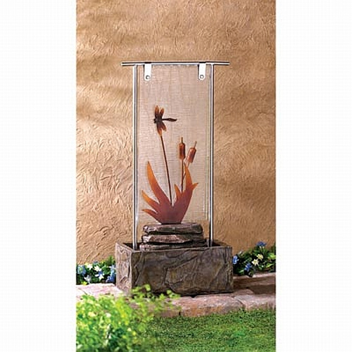 Beautiful serenity fountain for Garden decor accents