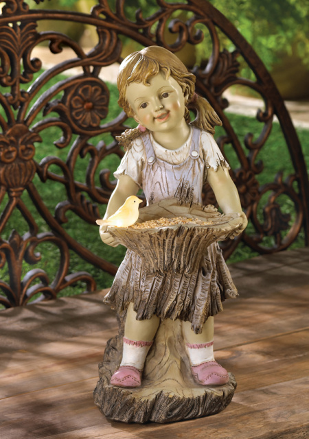 Garden Statues Children