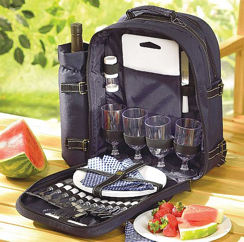 picnic back packs
