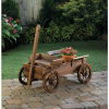 Rustic Planter Wagon