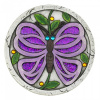 Beautiful Butterfly Garden Stepping Stone