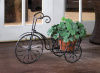 Whimsical Bicycle Planter