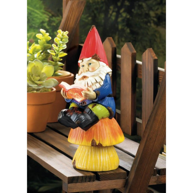 Whimsical Garden Gnome