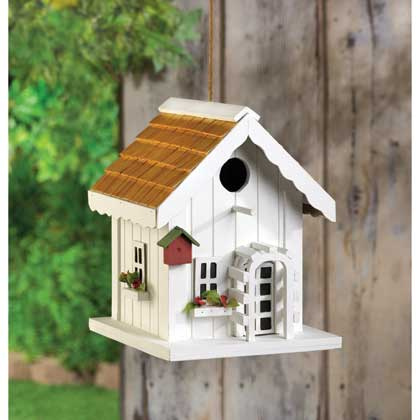 Enchanting Birdhouse