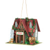 Enchanting Winery Birdhouse