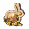 Solar Bunny Garden Decor Accent
