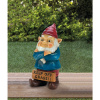 Keep Off Grass Garden Gnome